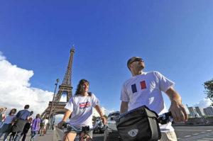 Велотуризм во Франции