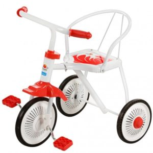 tricycle-profi-trike-lh-701-white-red-ukr