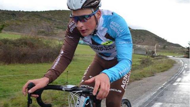 Погиб французский велогонщик Этьенн Фабр