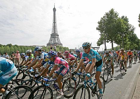 Определен маршрут гонки Tour de France 2017 года
