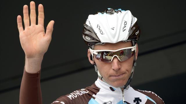 Известный гонщик Ромен Барде получил «Золотой велосипед Франции»