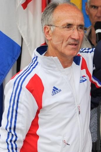 Бернар Боуро покинул пост главного тренера сборной Франции по велоспорту