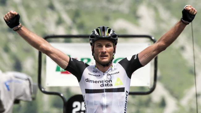 Тибо Пино решил принять участие и в Джиро, и в Тур де Франс